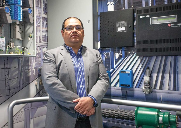 Honeywell: seguridad electrónica y detección de incendios