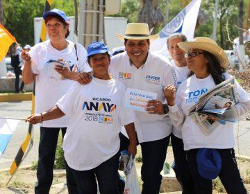 Buscaría Luévano fortalecer a municipios desde la Cámara de Diputados