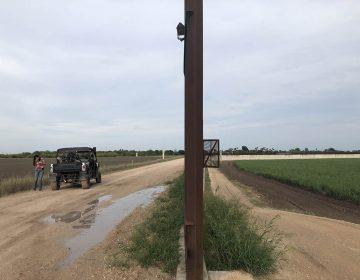 El muro: la nueva atracción turística de Texas