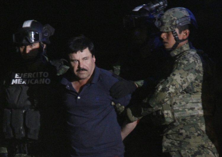 Cocaína en latas de chile, torturas y asesinatos: presentan más evidencia contra El Chapo