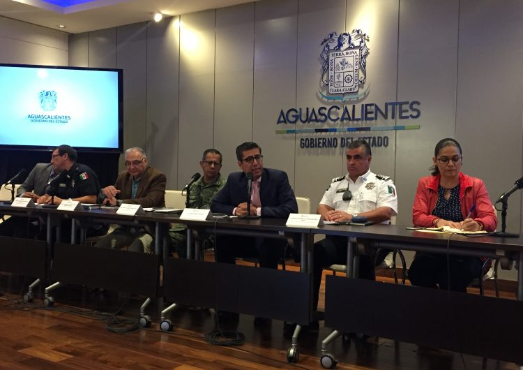 Reforzarán seguridad en la Feria por puente y presentación en Palenque