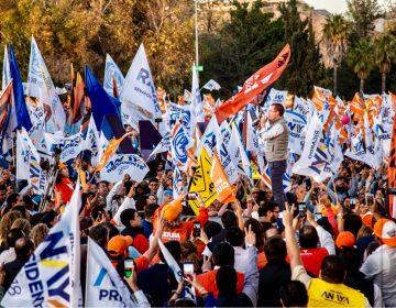 Promete Anaya recuperar dinamismo de Tijuana y BC
