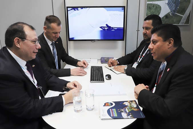 Analiza líder mundial en automatización instalarse en Aguascalientes