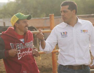 Promoverá Leonardo Montañez mecanismos de participación ciudadana