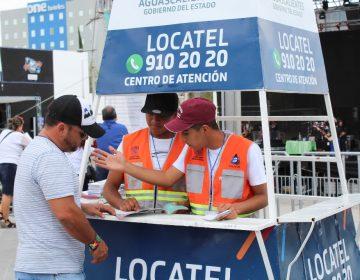 Ubica Locatel a 23 personas extraviadas en la primera semana de Feria