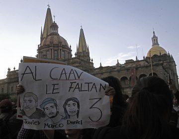 Javier, Jesús Daniel y Marco Francisco: el terror de las desapariciones