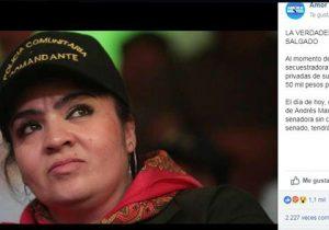 El caso de Nestora Salgado: líder de la policía comunitaria en Olinalá y hoy candidata al Senado