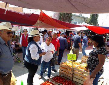 Promete Norma Esparza impulsar salario rosa en Aguascalientes