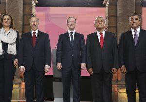 El debate presidencial: qué dijeron y de qué se acusaron los candidatos