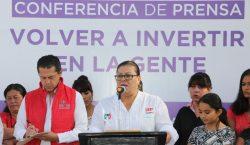 Quiere Norma Esparza reformar Sistema Penal Acusatorio