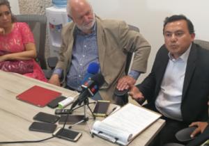 Activistas exigen no dar marcha atrás en el caso de Villegas Chávez
