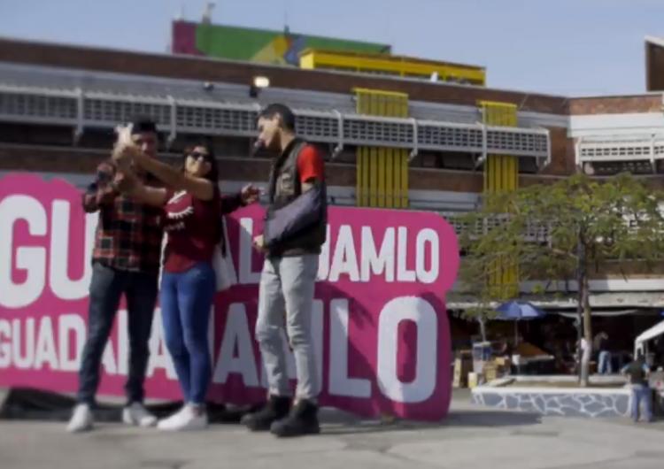 Guadalajamlo, el tabasqueño visitará Jalisco y el INE baja los spots de su candidato a Gobernador por sobreexposición