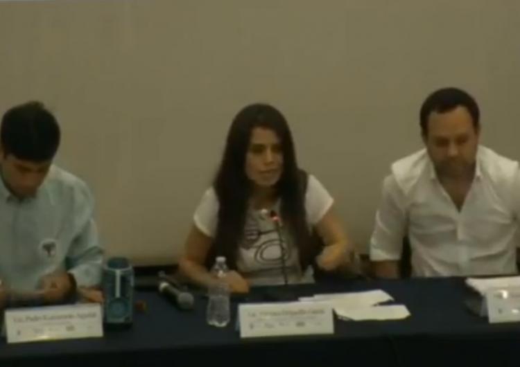 Universitarios abuchean a candidatos del PRI al Senado en Jalisco; Kumamoto arremete contra clase política