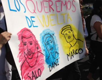 Rechaza padre de Marco carpetazo de Fiscalía de Jalisco; abogada no me representa, reclama