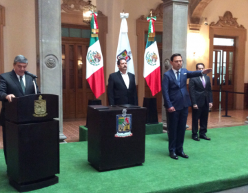 NL nombra a Bernardo González secretario de Seguridad