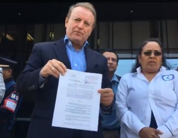 """Acusan a """"El Bronco"""" con la Fepade por firmas falsas; él se aferra a candidatura Presidencial"""