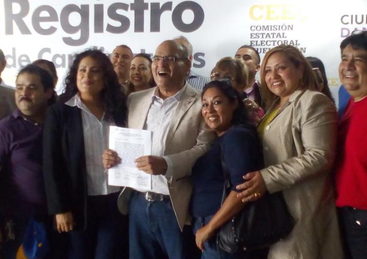 """Fasci """"se aprovecha de un crimen muy feo"""": Fufito, aspirante independiente por Monterrey"""