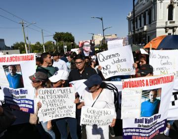 """""""Se repite Iguala en Guadalajara con el caso de los tres estudiantes de cine"""": activista; arranca marcha #ExigimosPaz"""