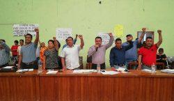 Anuncia Sección 22 paro de 72 horas en Oaxaca