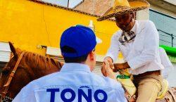 Reforzará Toño Martín del Campo trabajo legislativo a favor del…