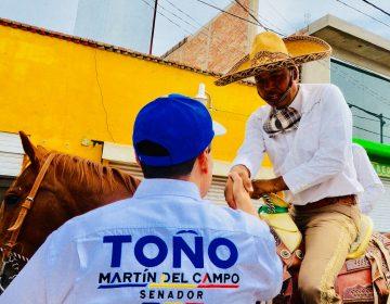 Reforzará Toño Martín del Campo trabajo legislativo a favor del sector rural