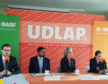 Presentan Udlap y BASF premio en soluciones sustentables