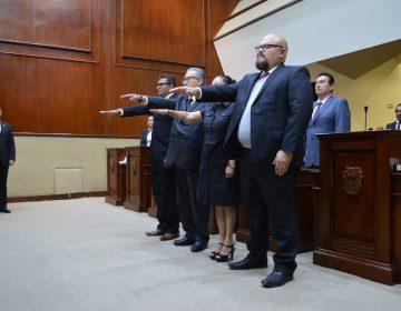 Designa Congreso a Consejeros de la Comisión Estatal de los Derechos Humanos
