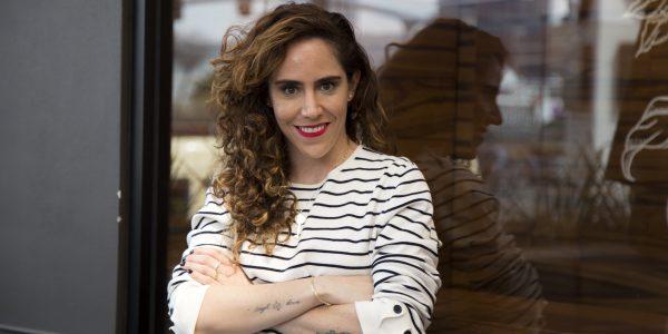 Amalia Andrade: escritora y guerrera contra el miedo