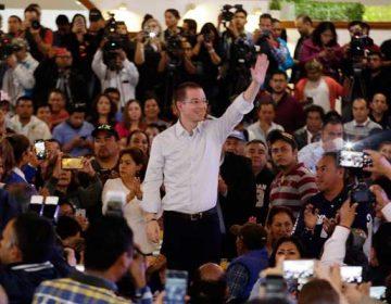 El gobierno federal abandonó a Puebla: Anaya