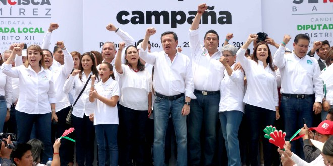 Inician campañas a diputados en 18 distritos de Hidalgo