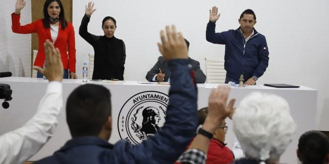 Interpone juicio por omitir convocatoria para elegir delegados en Mineral de la Reforma