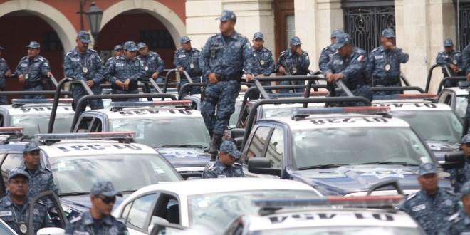 Dispondrá Hidalgo de 250 mdp en seguridad