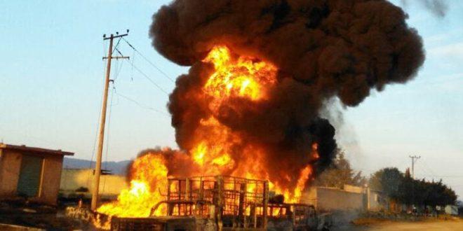 Temen explosión por venta de huachicol en Cuautepec
