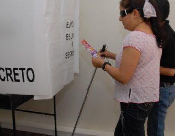 Habrá urnas para voto de invidentes