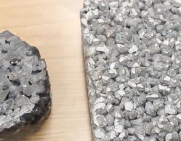 Un grupo de estudiantes mexicanos crea un tipo de concreto que purifica el aire