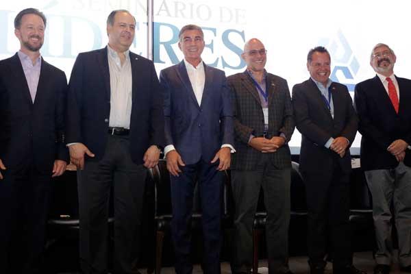 Urge Coparmex mejorar coordinación en seguridad pública