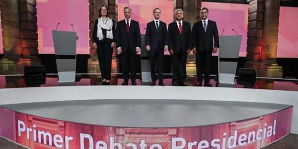 Verificado.mx: Cuántas mentiras o verdades dijeron los candidatos durante el debate