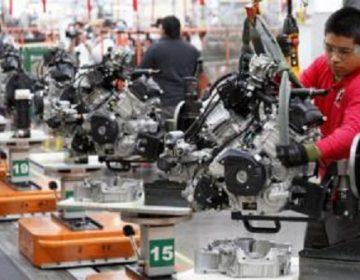 Se pierden en un mes 460 empleos en industria manufacturera