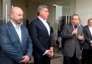 Segob anuncia 350 mdp para seguridad en Puebla