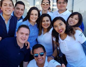 Plantea Martha Márquez hacer obligatoria la educación universitaria