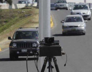 Vigilan velocidad de poblanos en avenidas y bulevares