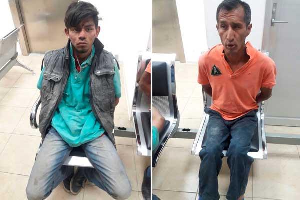 Ahora sí policías salvan a delincuentes en Tochtepec