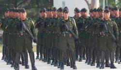 70 aniversario de la Escuela Miliar de Sargentos de la…