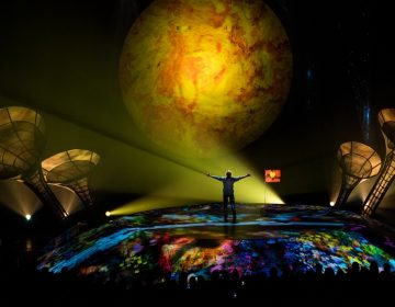 Celebra Cirque du Soleil a Soda Stereo