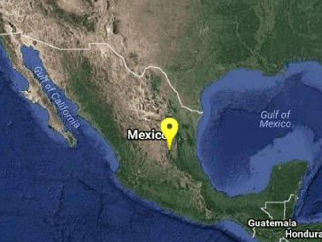 Sismo de 4.3 grados en San Luis Potosí
