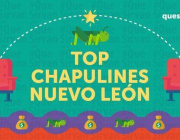 Arman top de diputados #Chapulines en NL; 13 piden licencia y dos suplentes fallecieron
