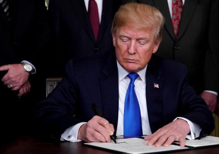 Guerra comercial china Trump