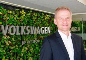 Steffen Reiche nuevo presidente del Consejo Ejecutivo VW México