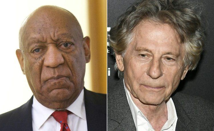 Polanski y Cosby son expulsados de la Academia de Hollywood tras escándalos sexuales