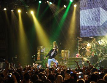 """Guns N'Roses anuncia una versión ampliada de su álbum debut """"Appetite"""""""